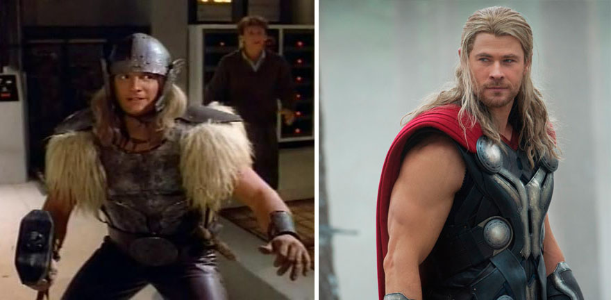 Thor 1978 And 2015