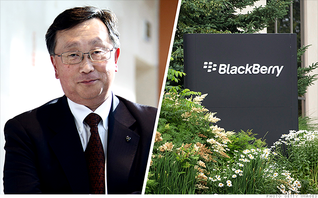 John Chen: CEO đưa BlackBerry