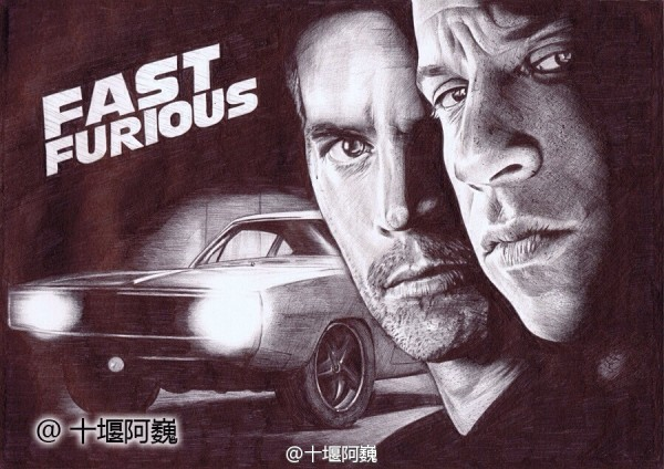 Fast and Furious (Ảnh: Weibo)