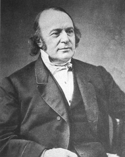 Louis Agassiz (Wikimedia Commons)