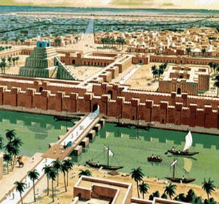 A great city of Sumer