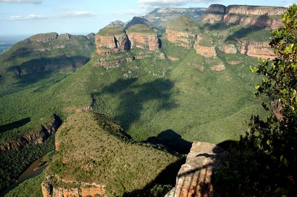 Adam's calendar is location in Mpumalanga, a picturesque region in South Africa
