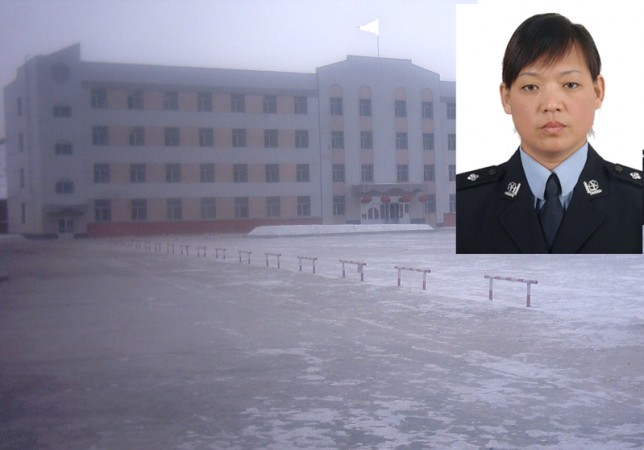 Cui Huifang, a former policewoman and participant in the persecution of Falun Gong practitioners, was moved by the behavior of those she persecuted and became a practitioner herself. (Minghui.org)