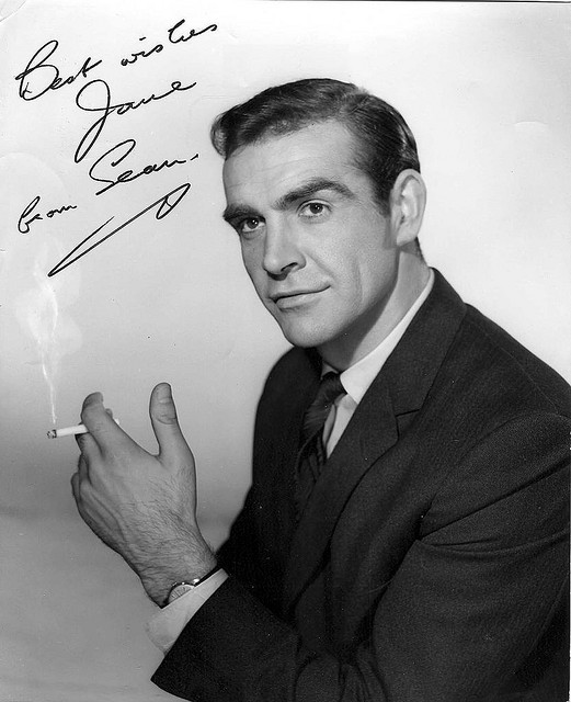 Sean Connery (Ảnh: Flickriver)
