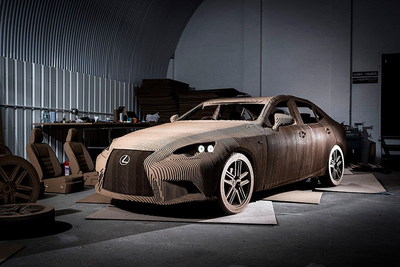 lexus-full-sized-cardboard-origami-car-4