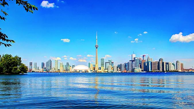 Toronto - Canada. (Ảnh: Internet)