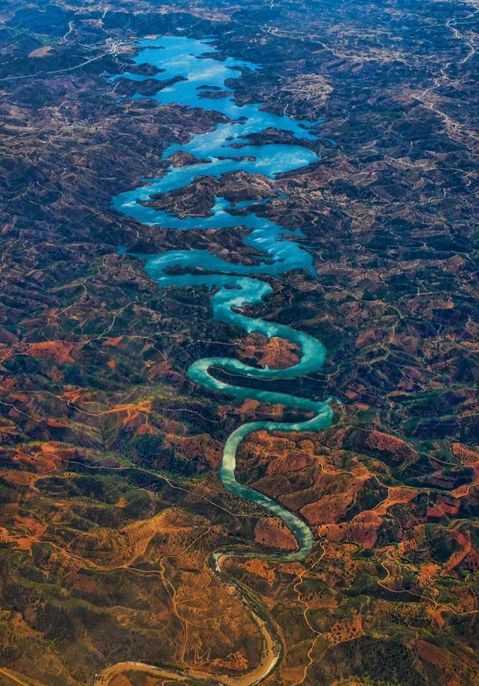 Dòng sông tuyệt đẹp