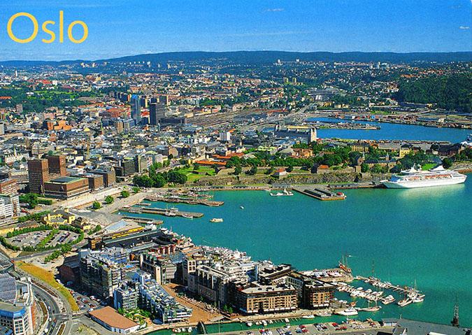 Oslo - Na Uy. (Ảnh: Internet)