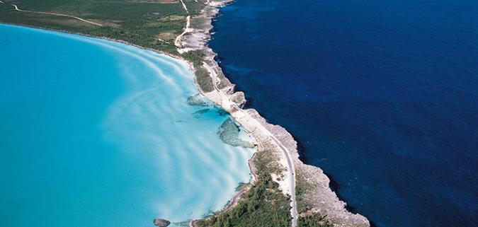 Biển Caribbe và Đại Tây Dương. (Ảnh: Internet)
