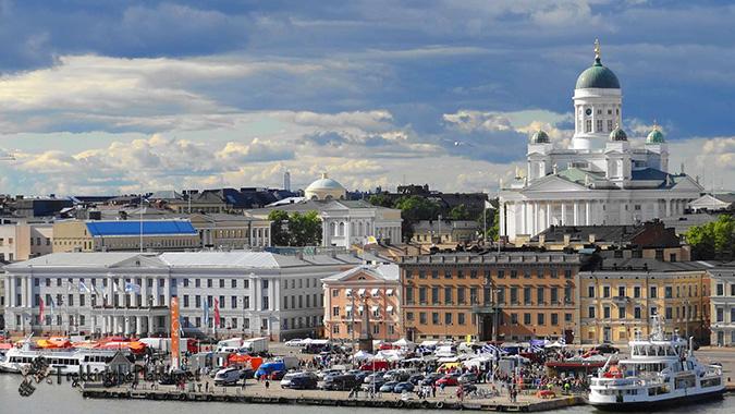 Helsinki - Phần Lan. (Ảnh: Internet)