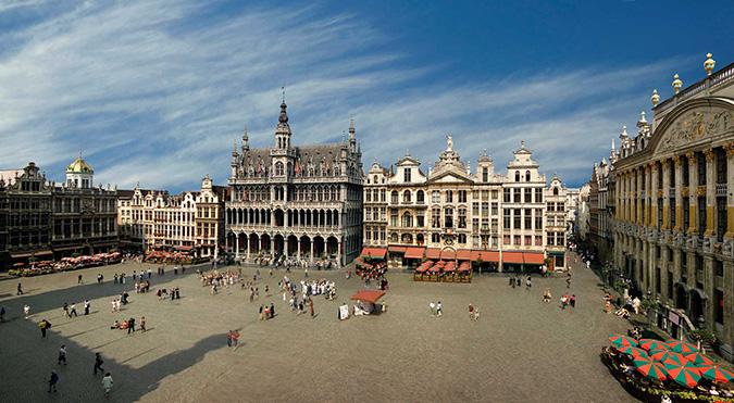 Bruxelles - Bỉ. (Ảnh: Internet)