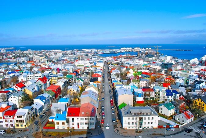 Reykjavik - Ai Len. (Ảnh: Internet)