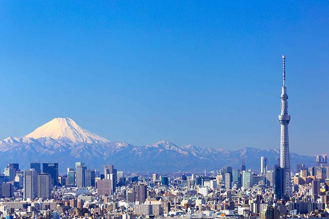 Tokyo - Nhật Bản. (Ảnh: Internet)