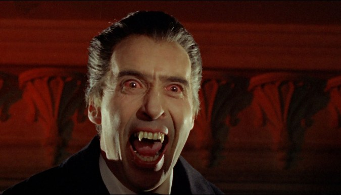 ma ca rong christopher lee