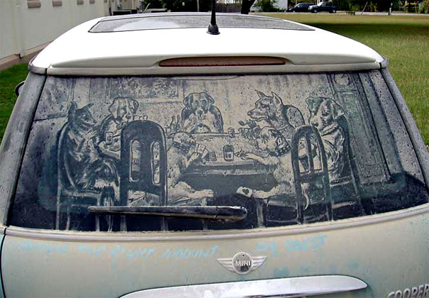 dirty car art 14