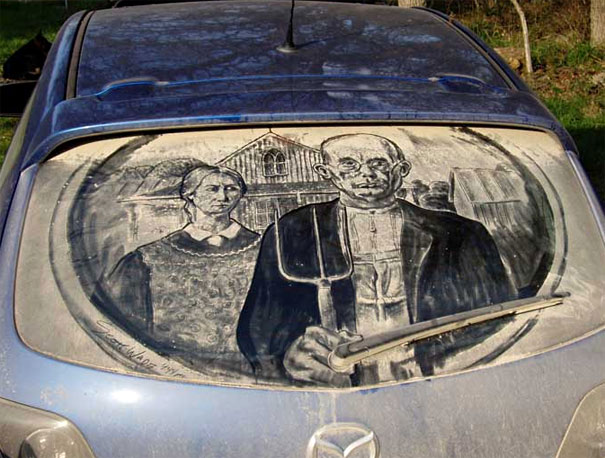 dirty car art 15