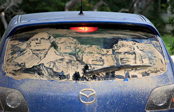 dirty car art 19