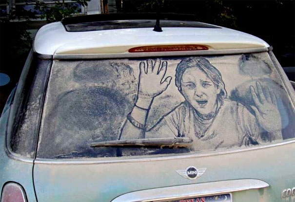 dirty car art 20