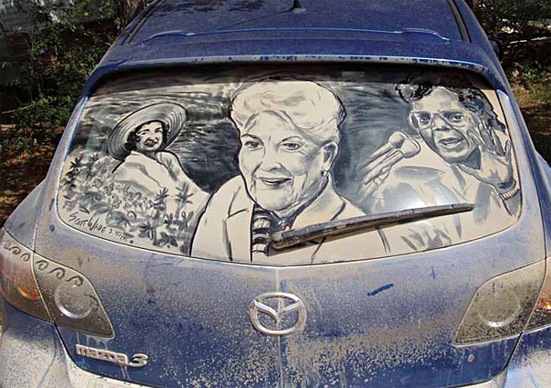 dirty car art 22