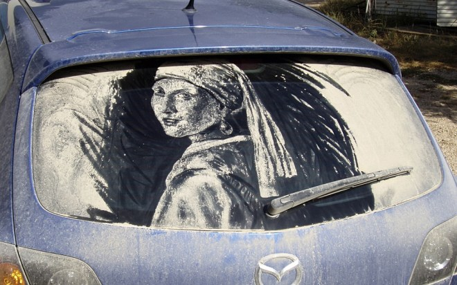 dirty car art 24