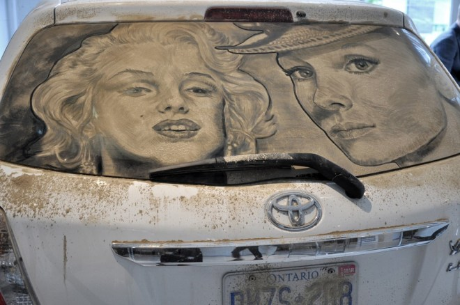 dirty car art 27