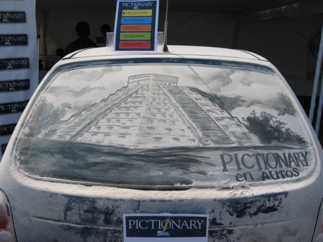 dirty car art 30