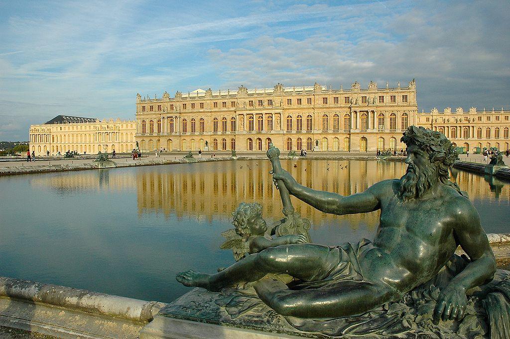 Sự tinh tế của cung điện Versailles
