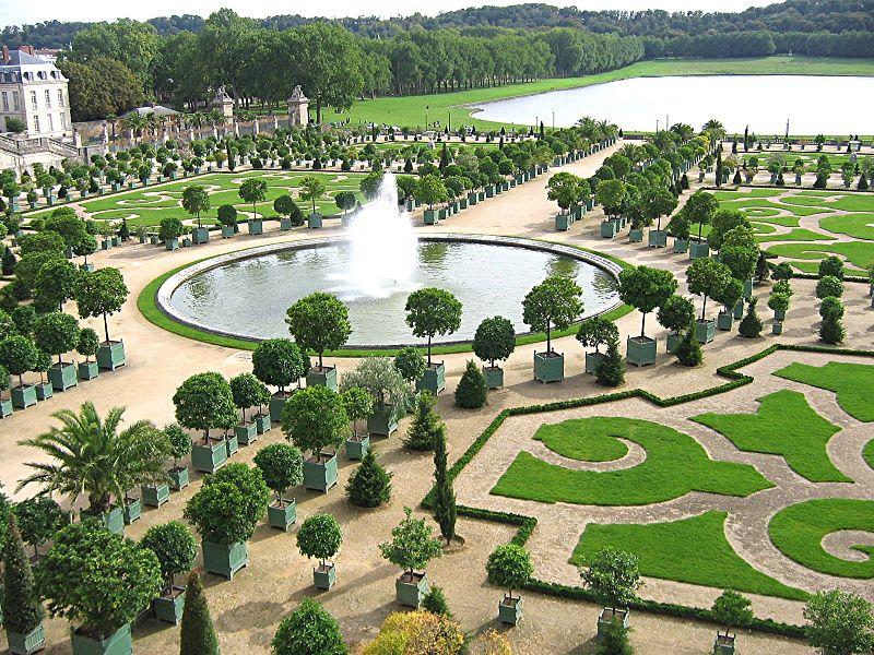 Vườn Orangerie