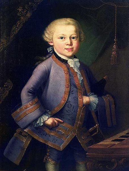 Cậu bé Mozart
