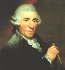 """Chân dung Franz Joseph Haydn (1732 – 1809) được gọi là """"người cha của giao hưởng"""" và """"cha đẻ của tứ tấu dây"""""""