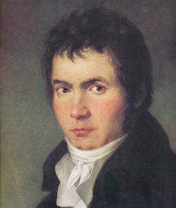 Chàng thanh niên Ludwig Van Beethoven với mong ước được gặp thiên tài Mozart