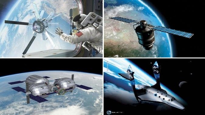 Ước mơ khám phá vũ trụ của con người