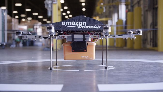 drone amazon giao hang