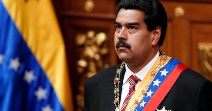 Tổng thống Venezuela Nicolas Maduro. (Ảnh: Pinterest)