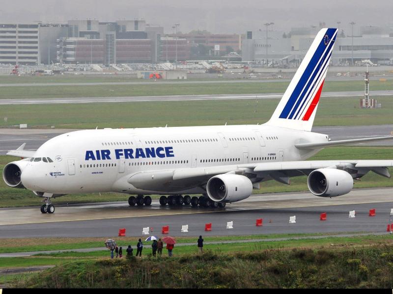 A380 của Air France.(Ảnh Pinterest)