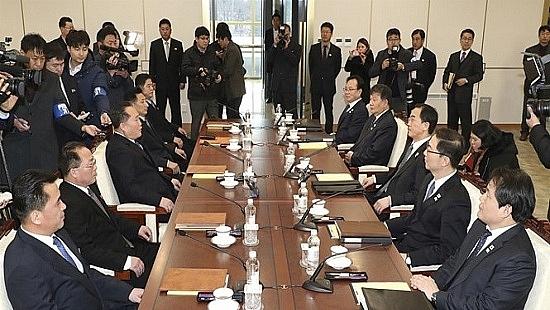 Tổng thống Trump góp công lớn trong việc nối lại đàm phán liên Triều