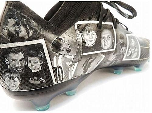 Đôi giày đặc biệt về cuộc đời và sự nghiệp của Messi