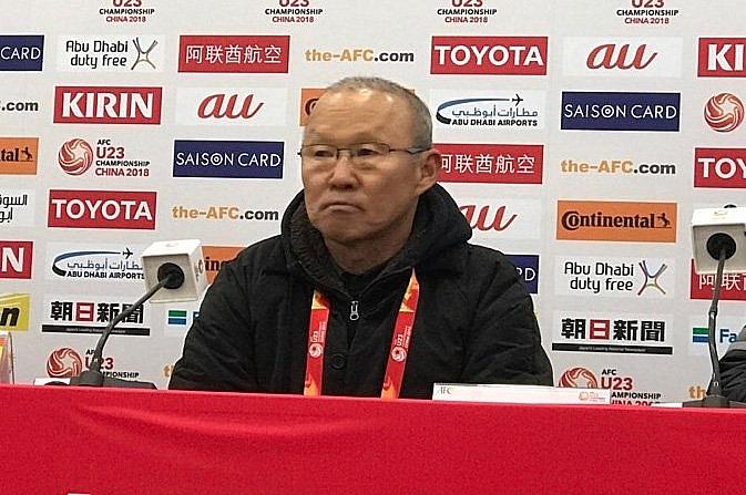 HLV Park Hang Seo xin lỗi CĐV vì không vô địch