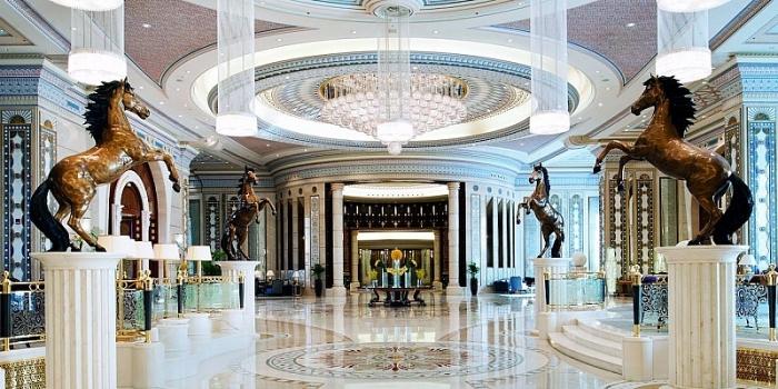 """""""Nhà tù 5 sao"""" Ritz-Carlton sẽ mở cửa đón khách trở lại. (Ảnh: Twitter)"""