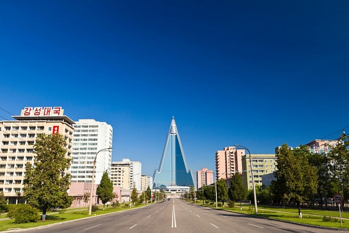 Kiến trúc hiện đại giữa lòng Triều Tiên bí ẩn