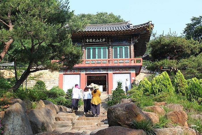 Quê hương HLV Park Hang-seo là một điểm du lịch tuyệt đẹp