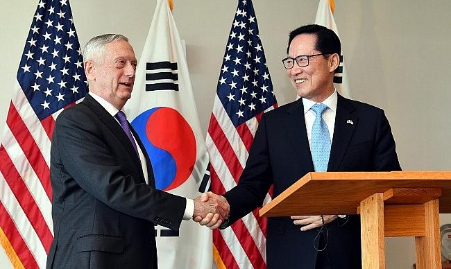 Triều Tiên sẽ bị xóa sổ nếu tấn công hạt nhân Hàn Quốc và Mỹ