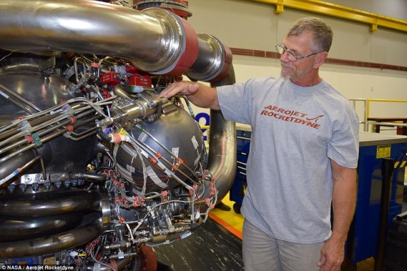 Con người sắp lên sao Hỏa với động cơ mới của NASA