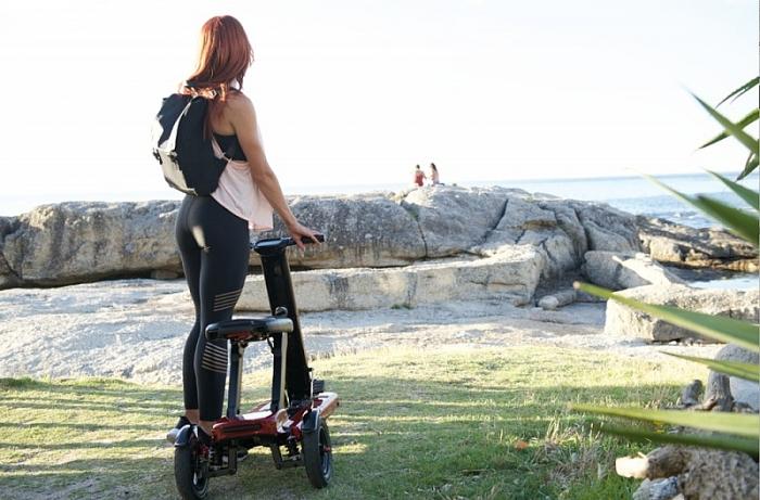 Relync R1 - xe scooter ba bánh gấp gọn sành điệu