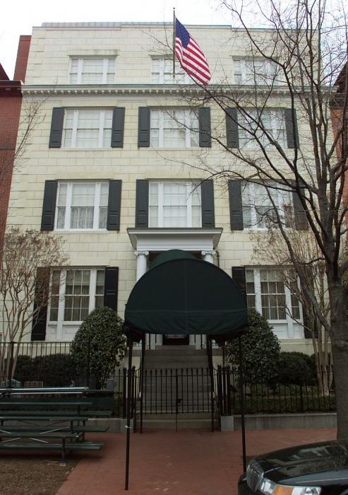 Blair House - Nhà khách của tổng thống Mỹ