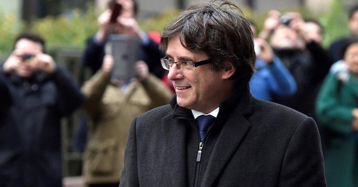 cựu Thủ hiến Catalonia - ông Carles Puigdemont