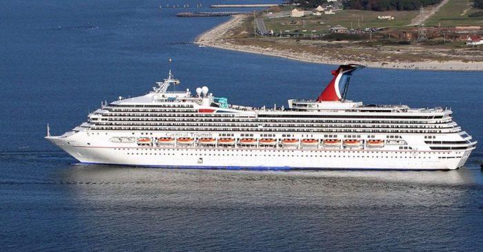 Người phụ nữ đã mất tích vào ngày thứ hai trong chuyến đi 5 ngày trên du thuyền Carnival Triumph từ New Orleans tới Mexico. (Ảnh: Reuters)