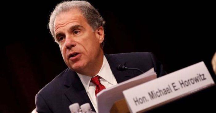 Tổng Thanh tra DOJ Michael Horowitz