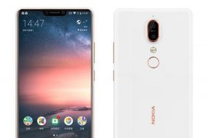 Concept chiếc Nokia X6 sắp ra mắt của HMD Global