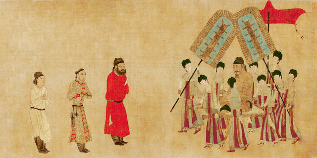traditional-chinese-painting-masterpiece-reproduction-canvas-prints-emperor-taizong-receiving-the-tibetan-envoy-by-yan-liben-jpg_640x640